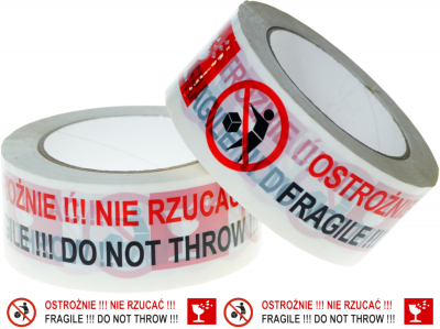 OSTROŻNIE NIE RZUCAĆ!!! DO NOT THROW!!! 48mm/132y